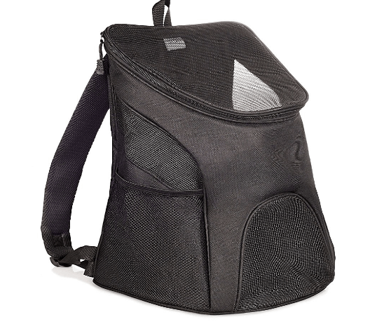 Cat Carrier Backpack For Small To Medium Pets, Kittens, Dogs, Puppies