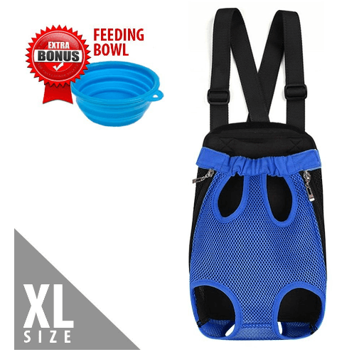 Dog Carrier Comfortable Legs Out Front Dog Cat Carrier Backpack