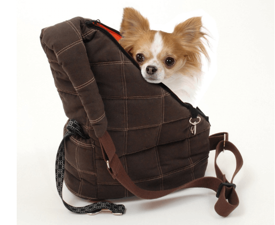 Pet Ego Messenger Pooch Pouch