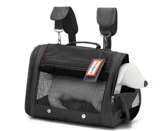Premium Pet Carrier Backpack