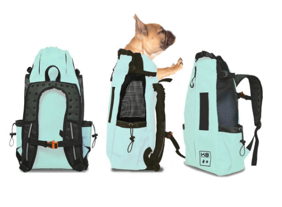 Pet Carrier Backpack For Small and Medium Dogs