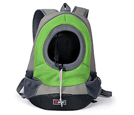 Pet Carrier ,Pashion Breathable Double Shoulder Dog Pet Puppy Bags Backpack