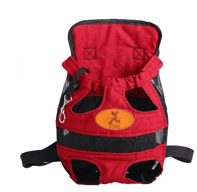 Pet Dog Carrier by DENTRUN,Hands-free Adjustable Backpack