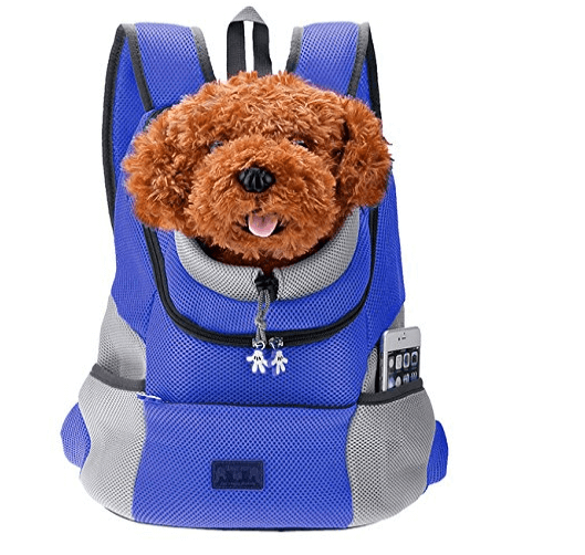 Pet Dog Cat Puppy Portable Airline Travel Approved Carrier Backpack