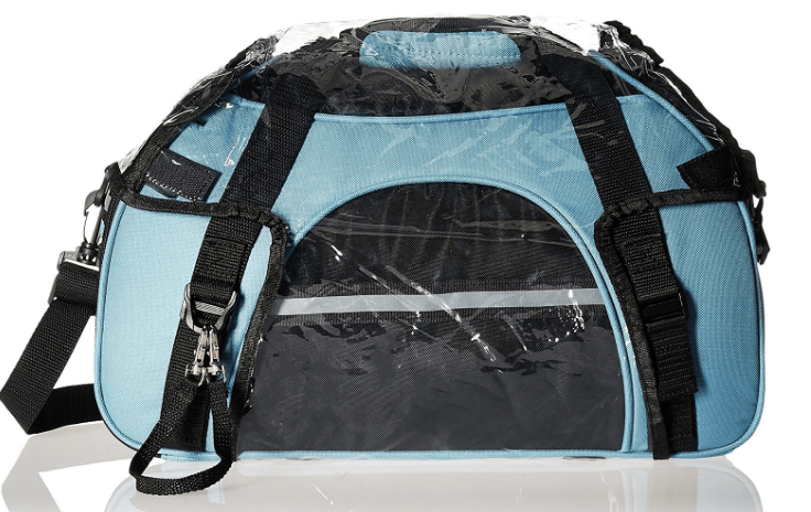 Furhaven Pet Backpack & Roller Carrier