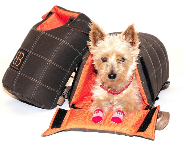 Petego LENIS PACK Front Carrier Back Pack Small Animal Pet Carrier