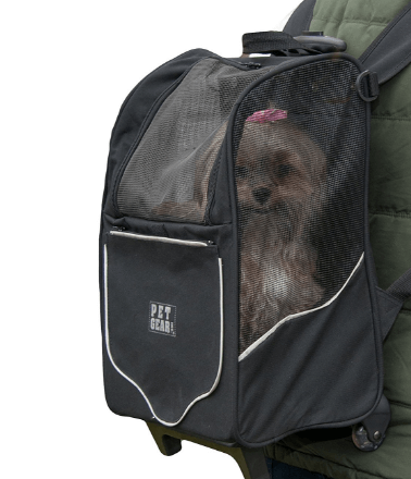 Sport Roller Backpack for cats and dogs