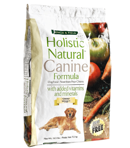 Bench Field Holistic Natural Canine Formula Dry Dog Food