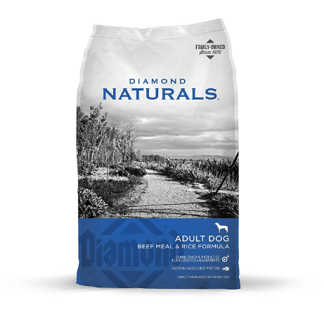 Diamond Naturals ADULT Real Meat Recipe Natural Dry Dog Food