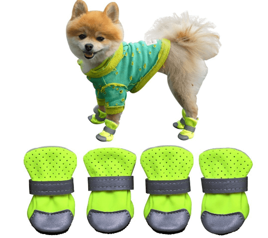 Dog Boots Breathable Paw Protectors
