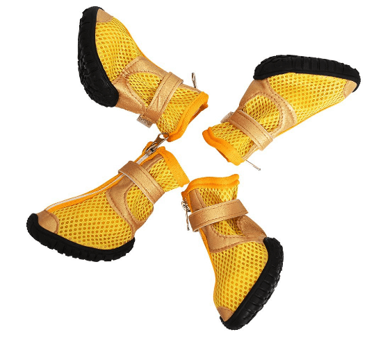 Dog Boots WaterProof Dog Shoes for Medium Large Dogs