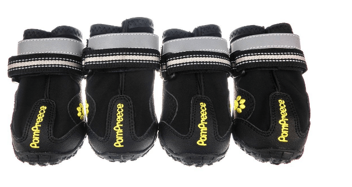 Dog Boots Waterproof Dog Shoes Paw Protectors