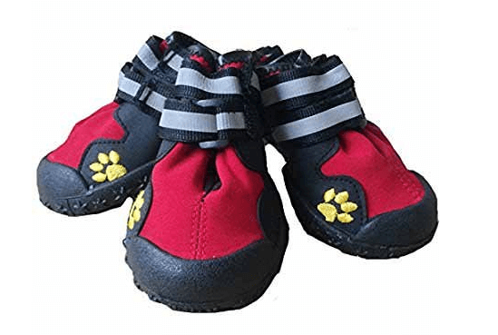 Dog Shoes, Waterproof Dog Rain Boots