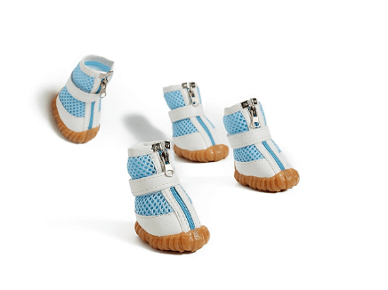 Medium Dog Boots Mesh Shoes