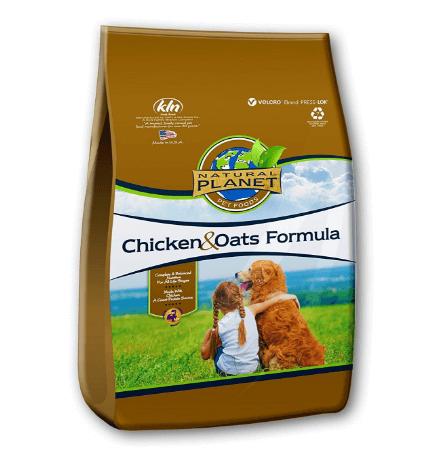 Natural Planet Organics Dry Dog Food