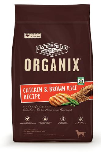 Organix Chicken & Brown Rice Recipe Dry Dog Food
