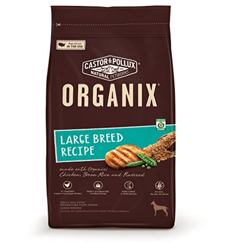 Organix Large Breed Recipe Dry Dog Food
