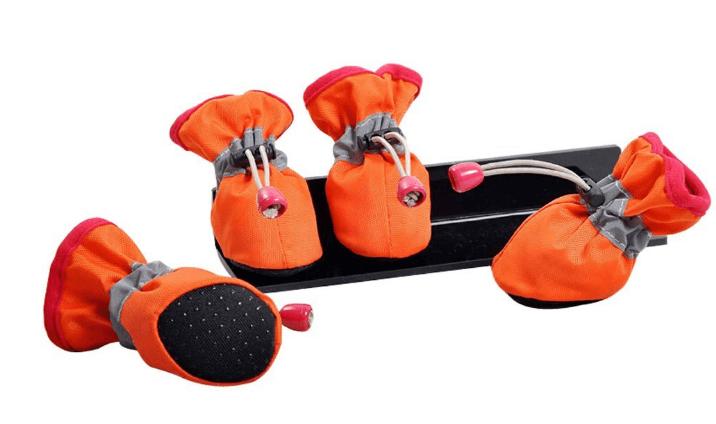 Pet Dog Puppy Shoes Boots Rain Boots