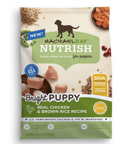 Rachael Ray Nutrish Bright Puppy Natural Dry Dog Food