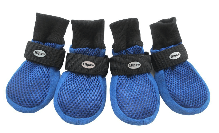 Soft Sole Dog Boots Paw Protector