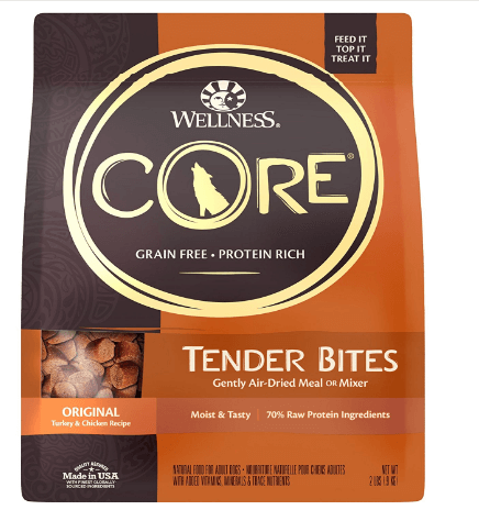 Wellness CORE Air Dried Grain Free Natural Dry Dog Food