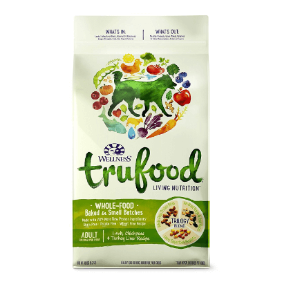 Wellness TruFood Baked Blends Natural Grain Free Dry Dog Food