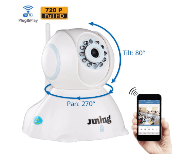 Juning Home WI-FI Pet camera