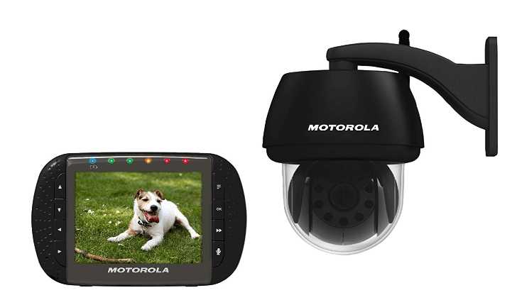 Motorola Scout 1100 Remote Wireless Pet monitor