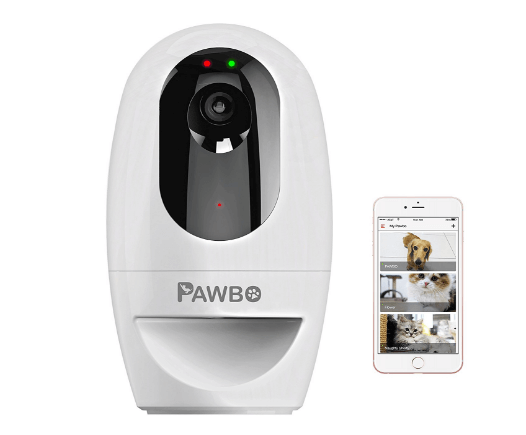Pawbo Life Wi-Fi Pet Camera