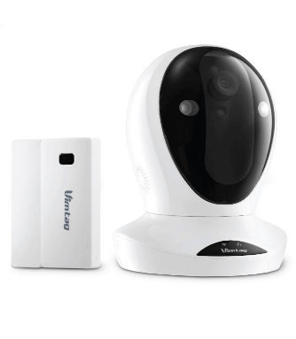 Vimtag Pet wireless video monitoring Camera