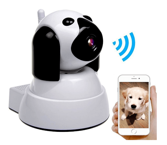 Yooan wireless IP security Dog camera