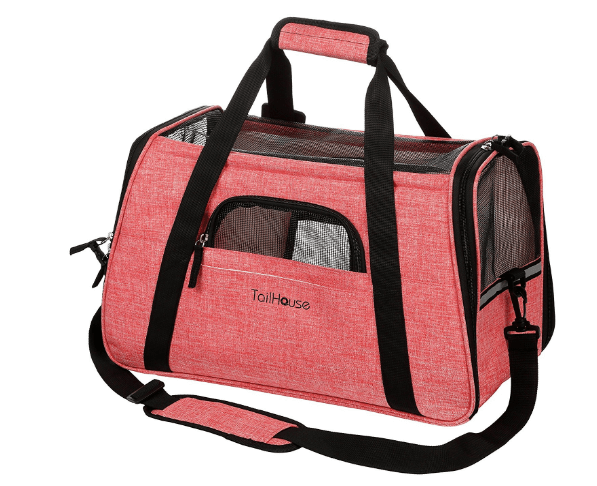 Airline Approved Luxury Carrier For Small Dogs Cats