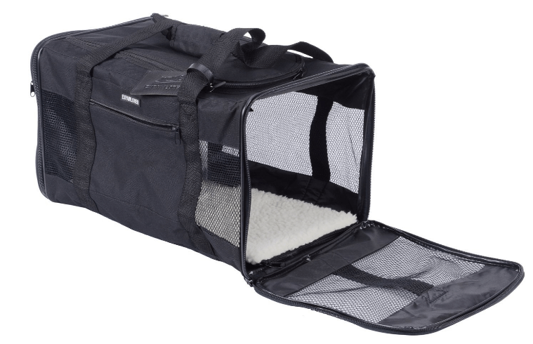 Airline Pet Travel Carrier for Cats and Small Dogs