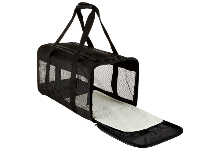AmazonBasics Large Pet Carrier