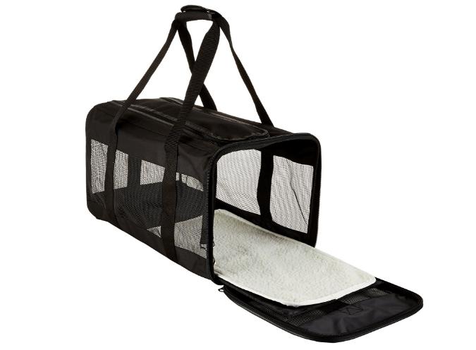 AmazonBasics Large Pet Carrier