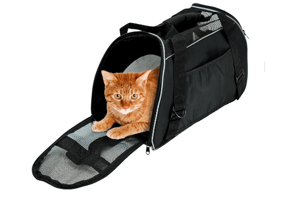 BencmatePet Carrier Travel Bag for Small Dogs and Cats