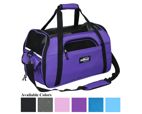 EliteField Soft-Sided Pet Carrier(Airline Approved)