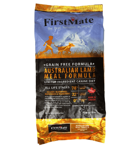 FirstMate Australian Lamb Dog Food