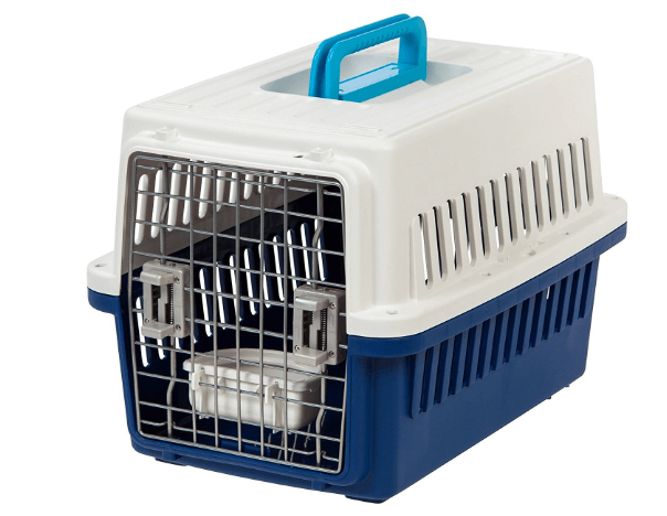 IRIS Small Deluxe Pet Travel Carrier