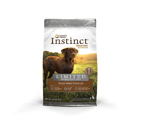 Instinct Limited Ingredient Diet Grain Free Duck Meal Formula Natural Dry Dog Food