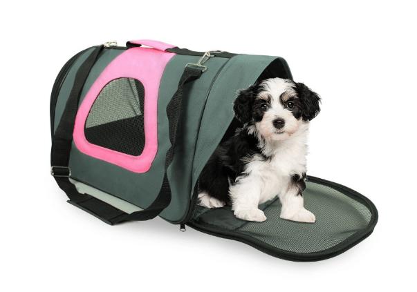 Jespet Soft Sided Pet Carrier