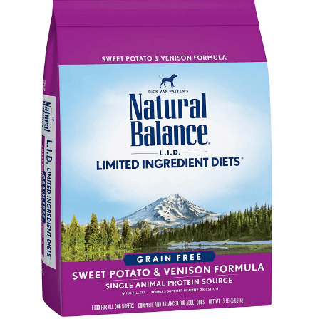 Limited Ingredient Diets Dry Dog Food, Grain Free