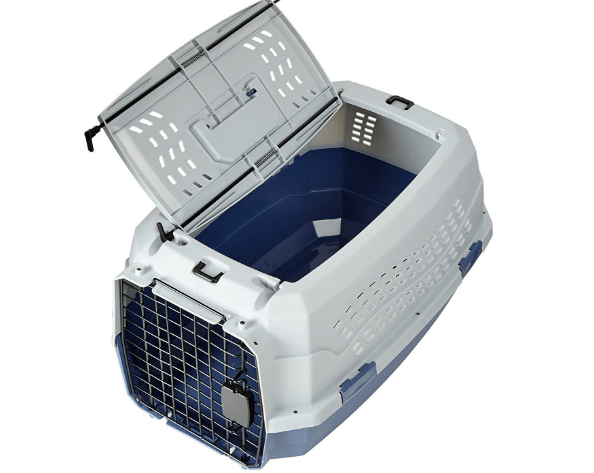 Pet Kennel with 2-Door Design