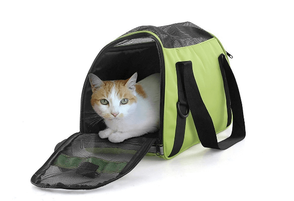 Portable Pet Carrier Dog Cat Pet Carrier Airline Approved