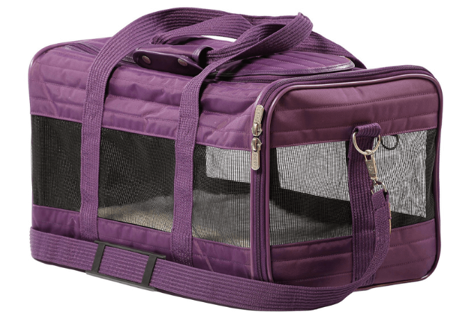 Sherpa Original Pet Carrier, Large Plum