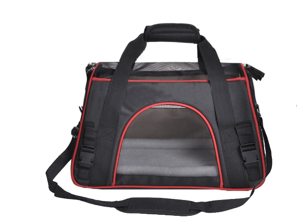 Soft Side Pet Carrier for Cats and Small Dogs