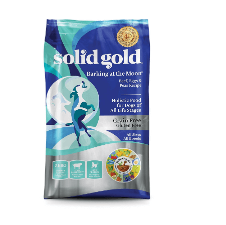 Solid Gold High Protein Dry Dog Food
