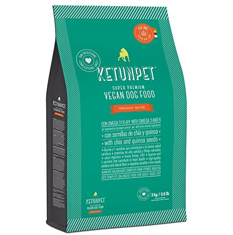 Vegan adult Dog Food