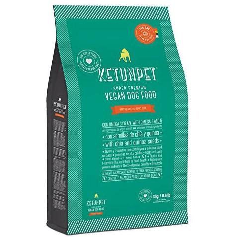 Vegan adult Dog Food