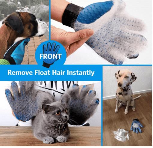 AMIR Pet Grooming Glove